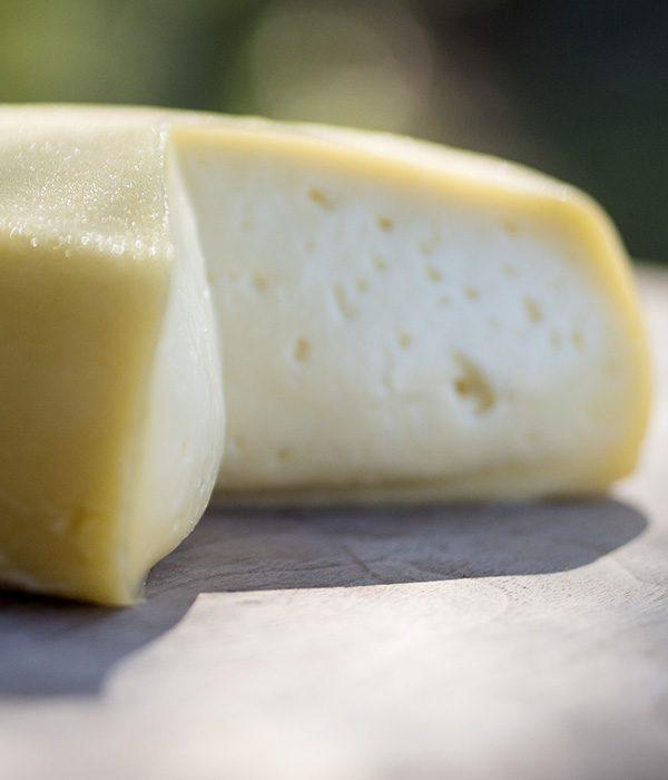 Queso Cremoso de leche ecológica de vaca